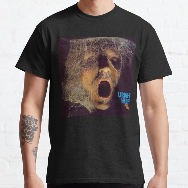 Uriah Heep - Very 'Eavy ...Very 'Umble - 1970 Classic T-Shirt