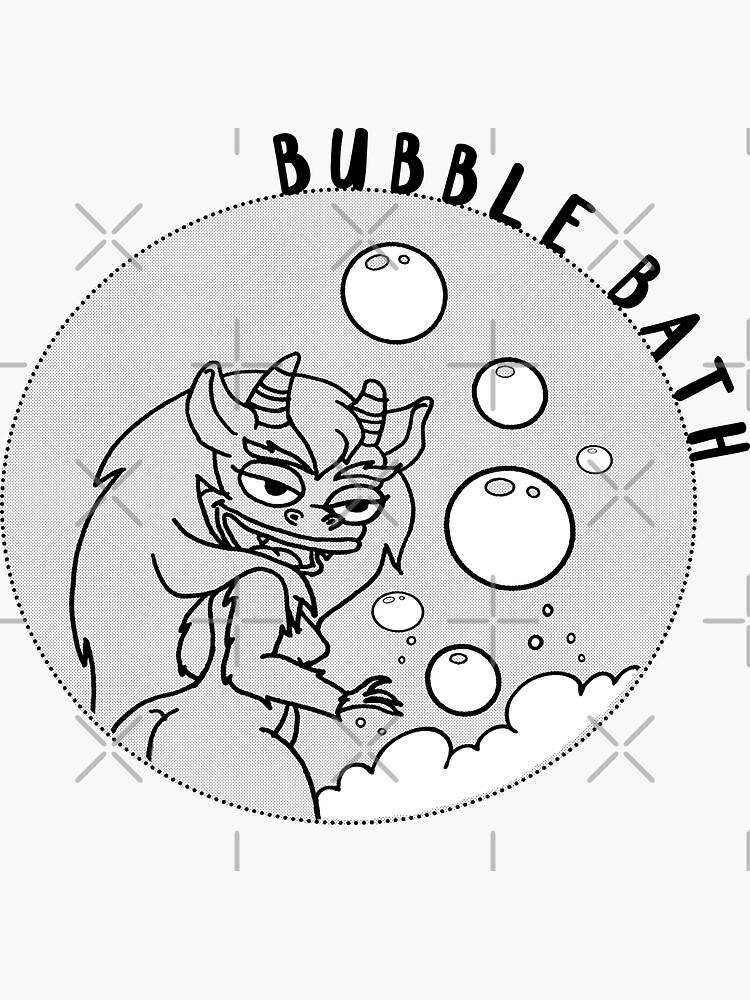 Bubble Bath by mzshannon