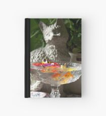 Hiding in the Candy Dish Hardcover Journal