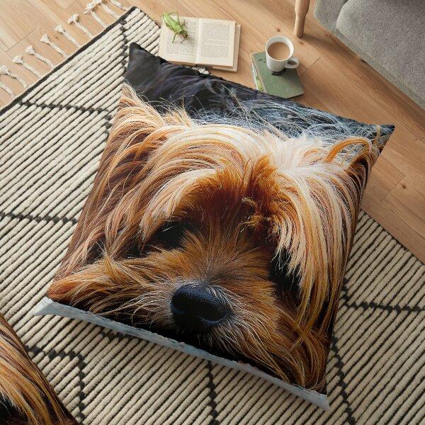 Yorkshire Terrier Coussin de sol