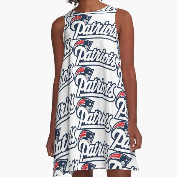 Patriots A-Line Dress