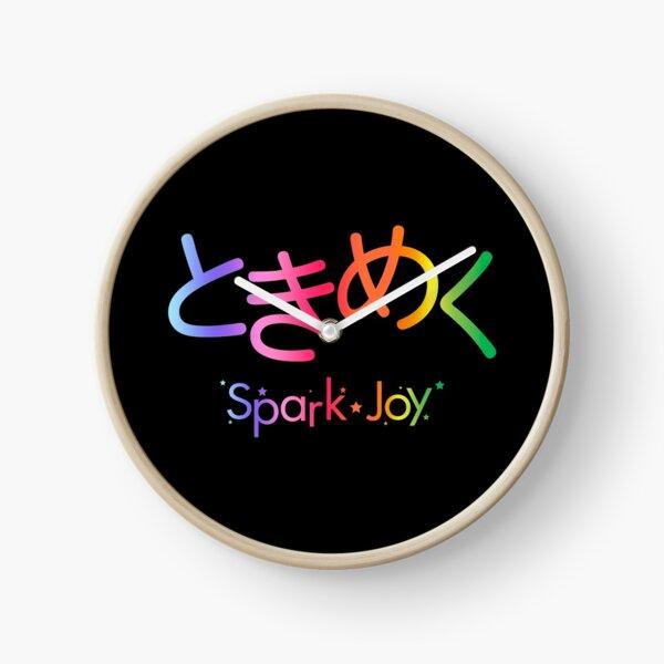 Tokimeku (Spark of Joy) - Rainbow Color x Black Clock