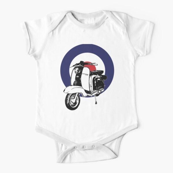 LAMBRETTA Short Sleeve Baby One-Piece