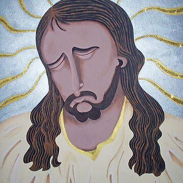 Jesus by Mysteryart