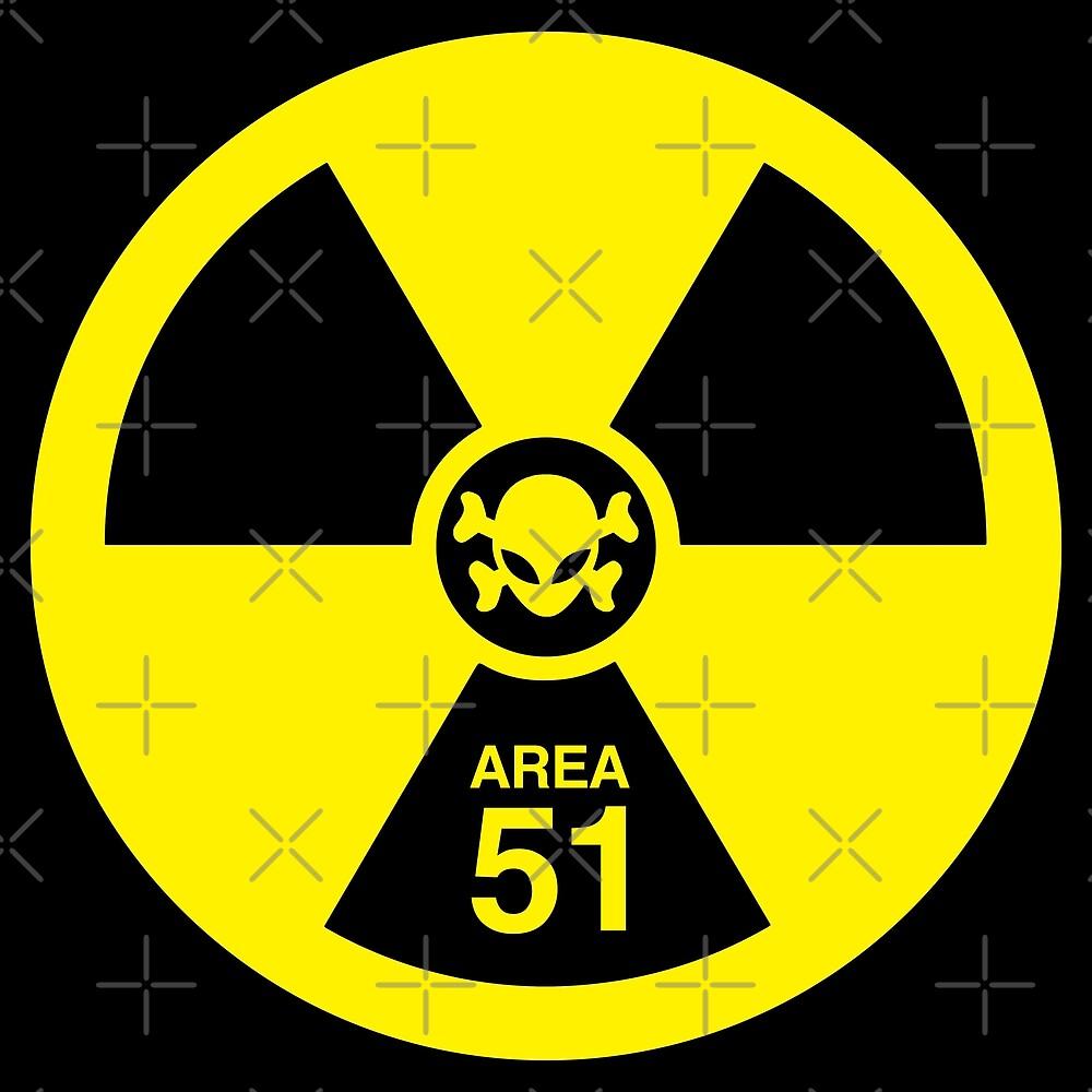 Bereich 51 von monsterplanet