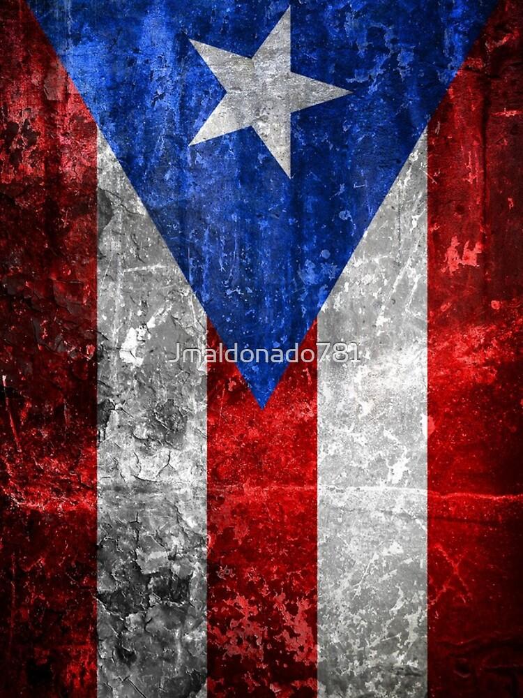 Bandera de Puerto Rico by Jmaldonado781