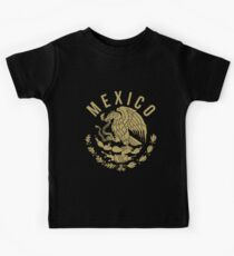 Mexico nationality Kids T-Shirt