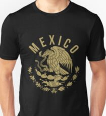 Mexico nationality Unisex T-Shirt
