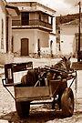Removals Trinidad style, Cuba by David Carton