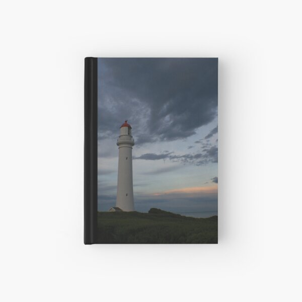 Split Point Lighthouse, Victoria Hardcover Journal