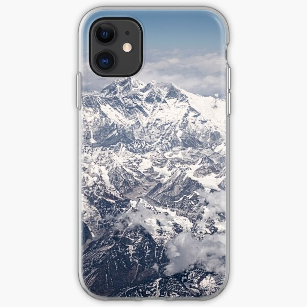 Mount Everest iPhone Soft Case