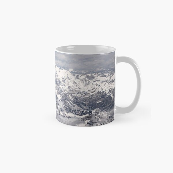 Mount Everest Classic Mug