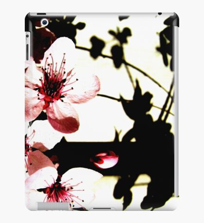 Blossoms and Shadows II iPad Case/Skin