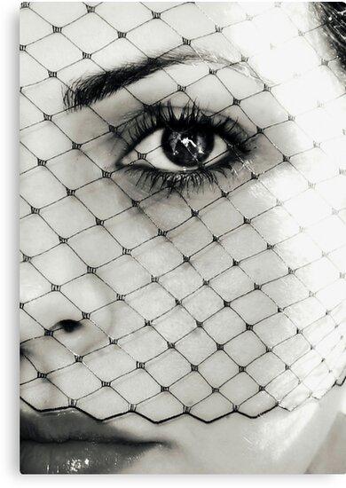 black veil by Angel Warda