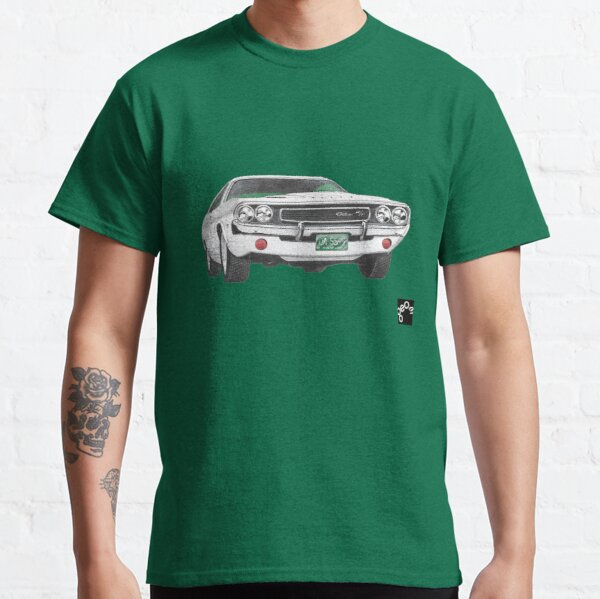Geo3 Challenger (Vanishing Point) Doodle Classic T-Shirt