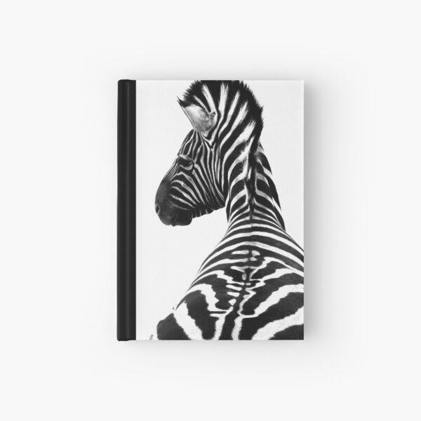 Zebra Hardcover Journal