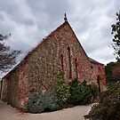 Mount Macedon Uniting Church. by Silvia Tomarchio