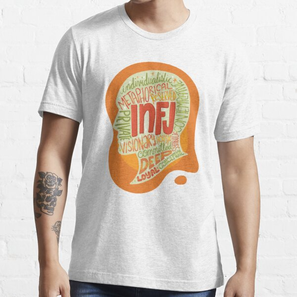 The INFJ Personality Trait Essential T-Shirt