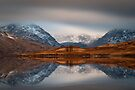Two minutes on Loch Arklet  by David Mould