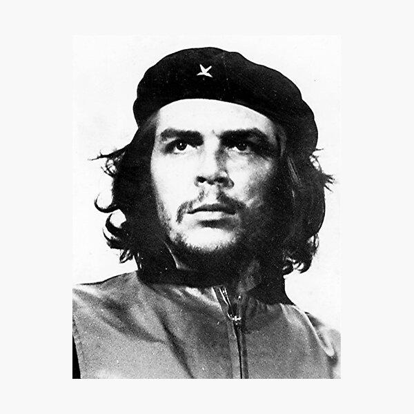 Che Guevara Lámina fotográfica