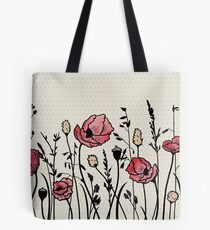 Summer Field (neutral remix) Tote Bag