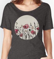 Summer Field (neutral remix) Women's Relaxed Fit T-Shirt