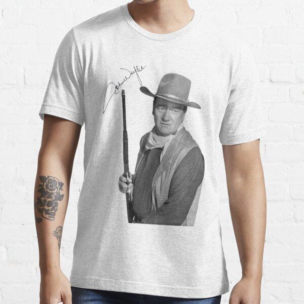 John Wayne Signature The Duke Essential T-Shirt