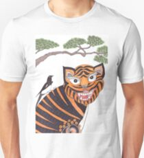 The Tiger and the Magpie T-Shirt