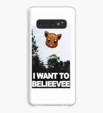 I wanto to Belieevee Case/Skin for Samsung Galaxy