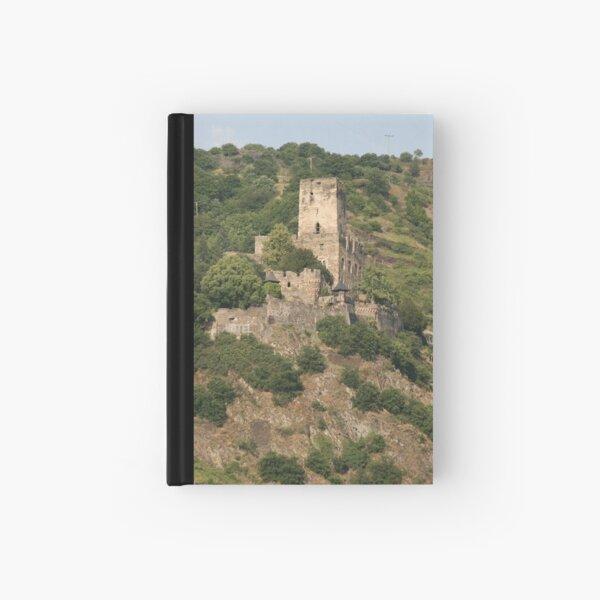 Burg Gutenfels Hardcover Journal