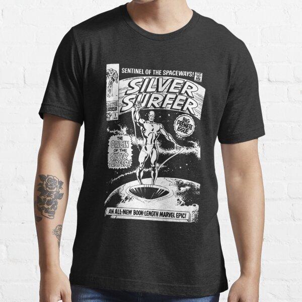 ARGENT SURFER- John Buscema T-shirt essentiel