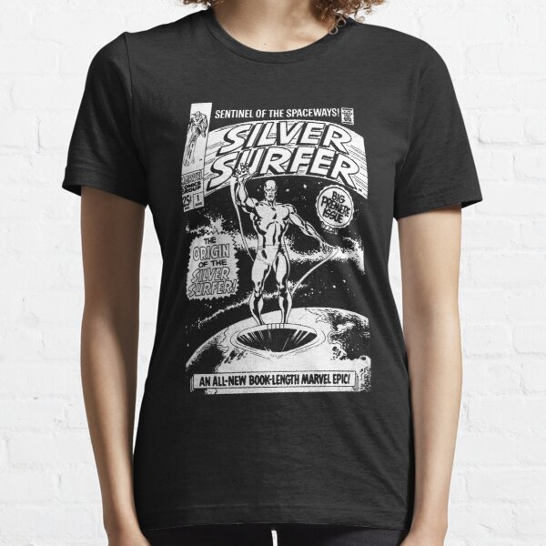 SILVER SURFER- JOHN BUSCEMA Camiseta esencial