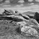 View of Brown Willy Tor by BearRHumphreys