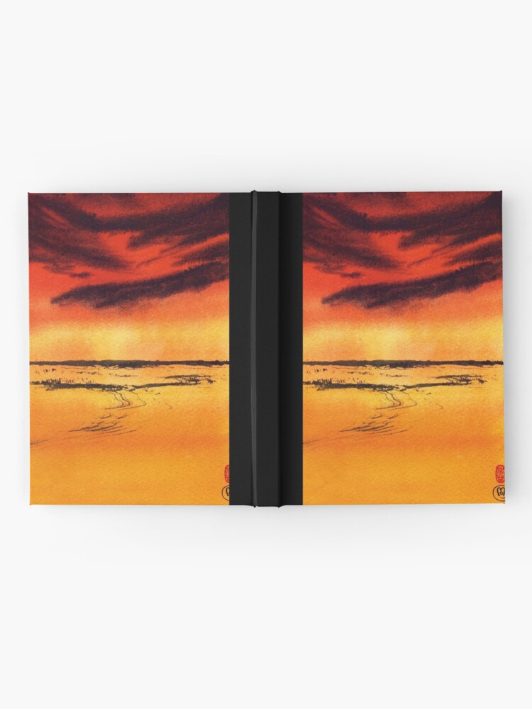 Alternate view of Desert Heat Hardcover Journal