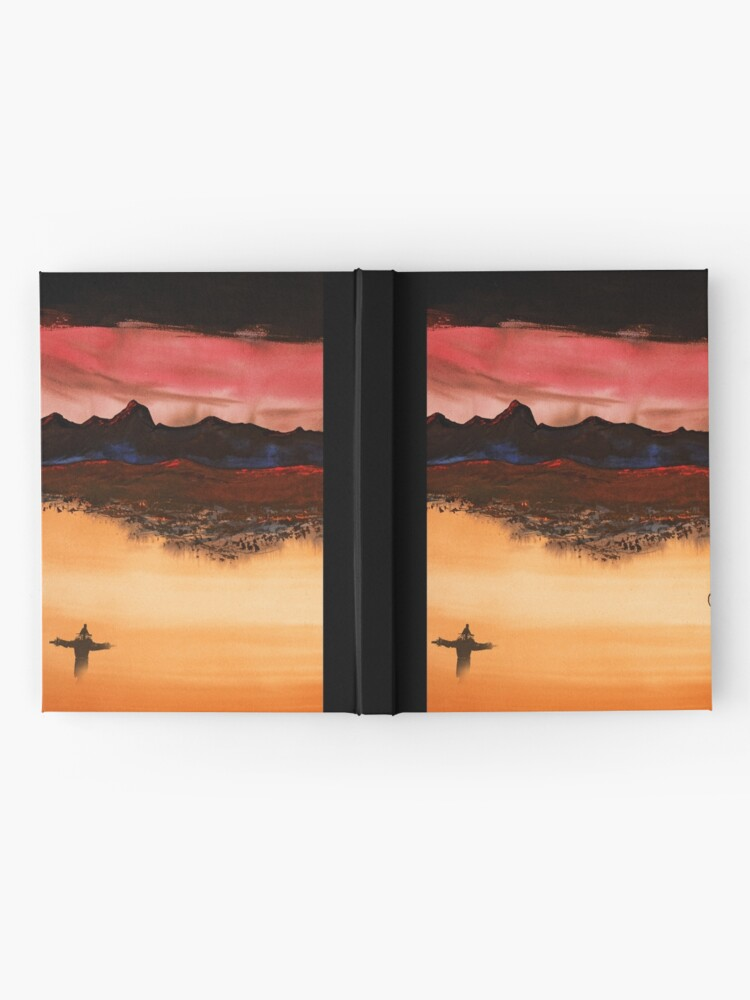 Alternate view of Mountain Fire Hardcover Journal