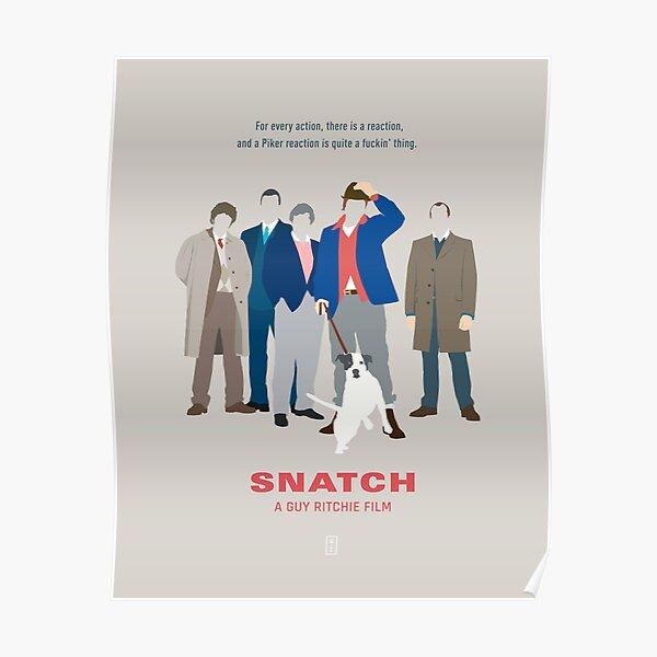 Arracher l'affiche du film Poster