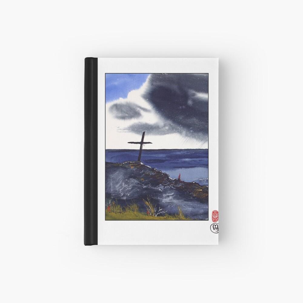 Fisherman's Rest Hardcover Journal
