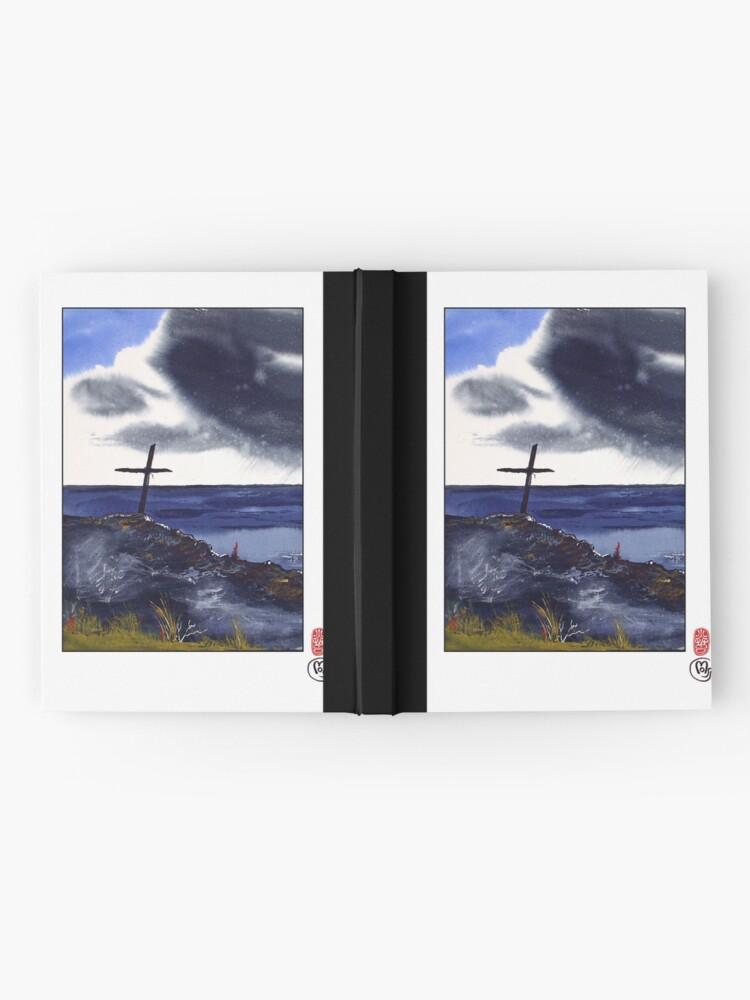 Alternate view of Fisherman's Rest Hardcover Journal
