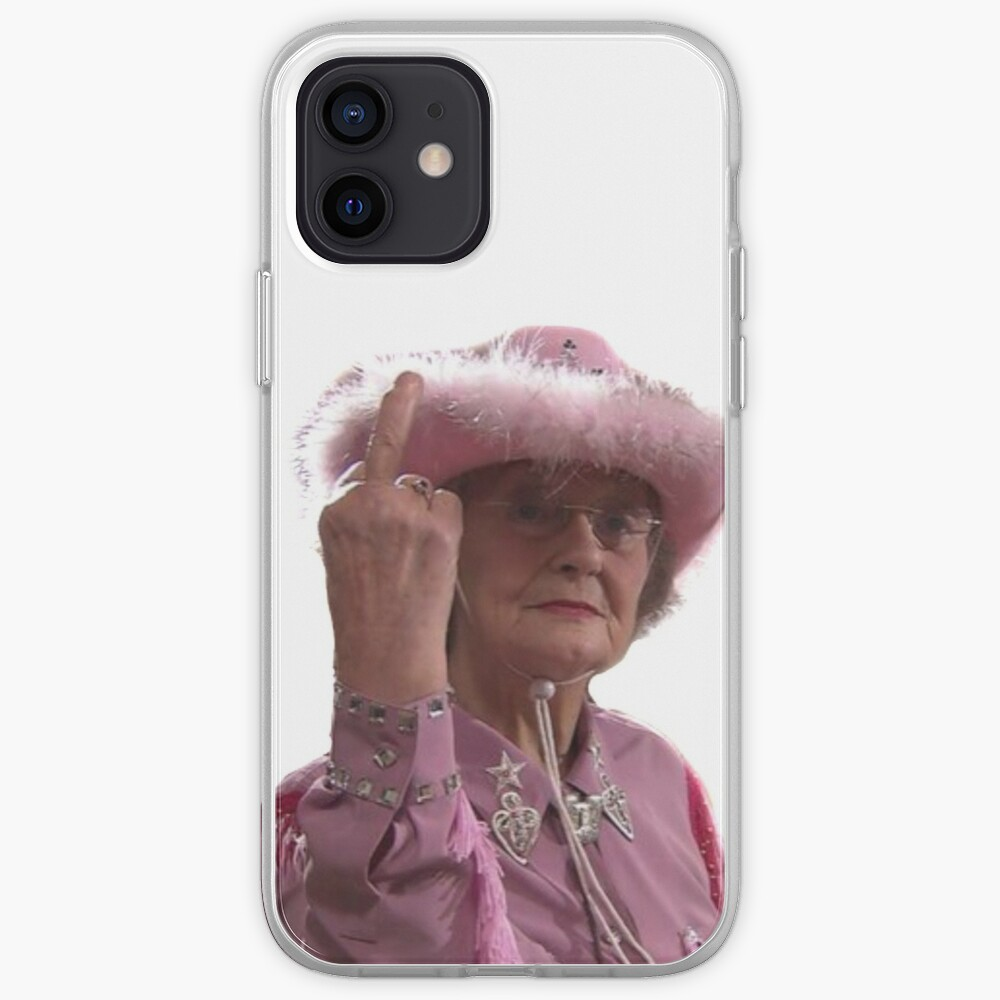 Doris Gavin & Stacey Middle Finger iPhone Case & Cover