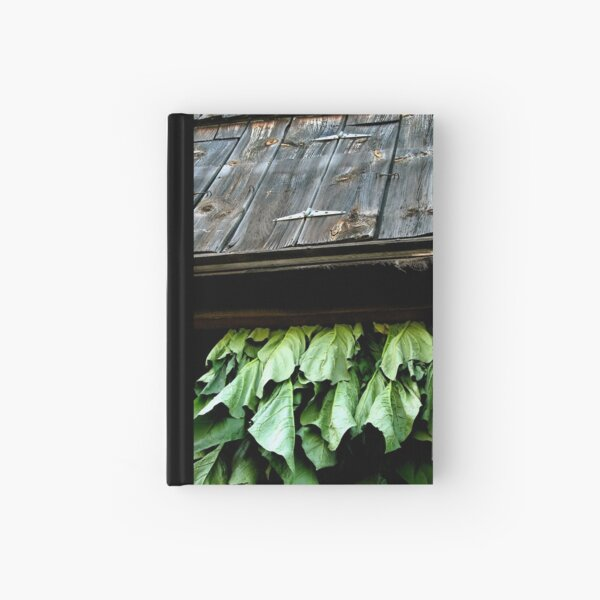 T-Harvest Hardcover Journal