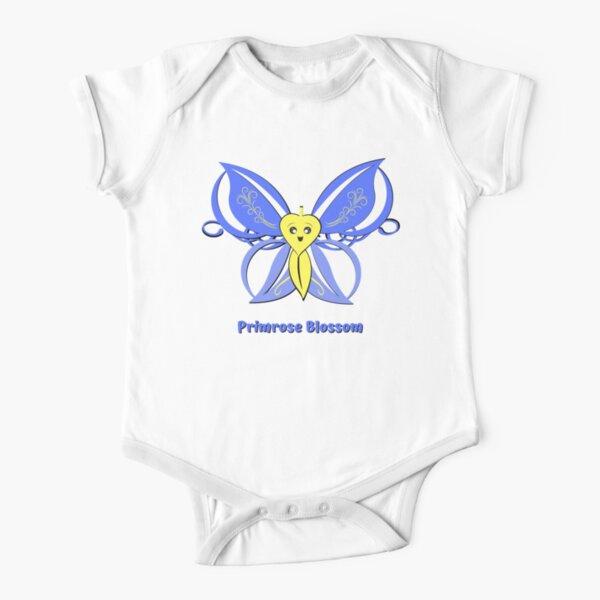 Primrose Blossom Short Sleeve Baby One-Piece