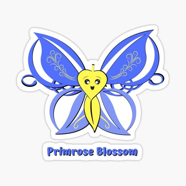 Primrose Blossom Sticker
