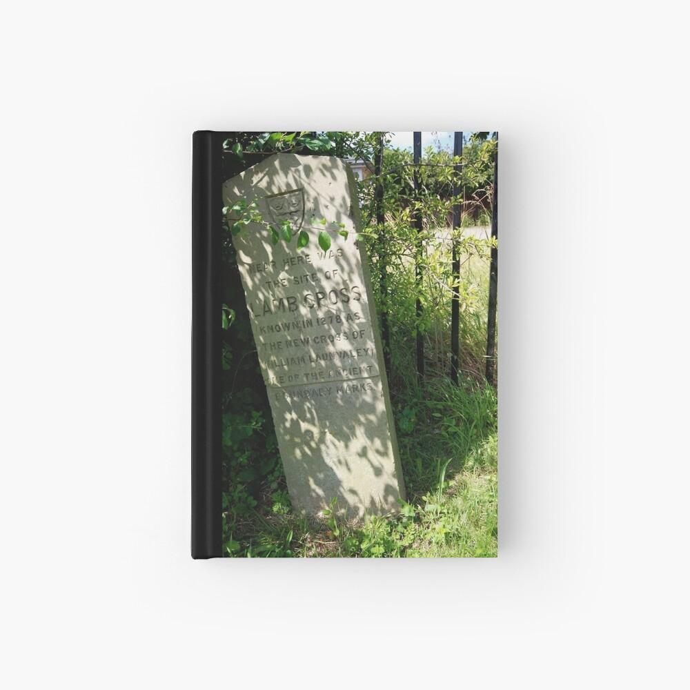 Lamb Cross Hardcover Journal