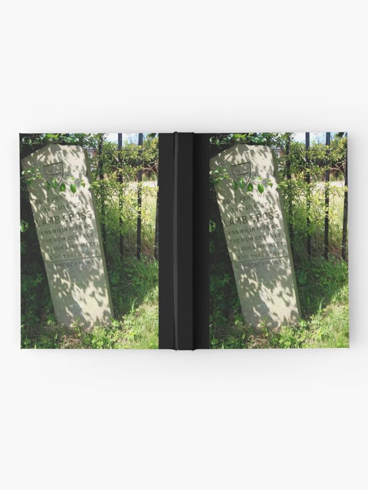 Alternate view of Lamb Cross Hardcover Journal