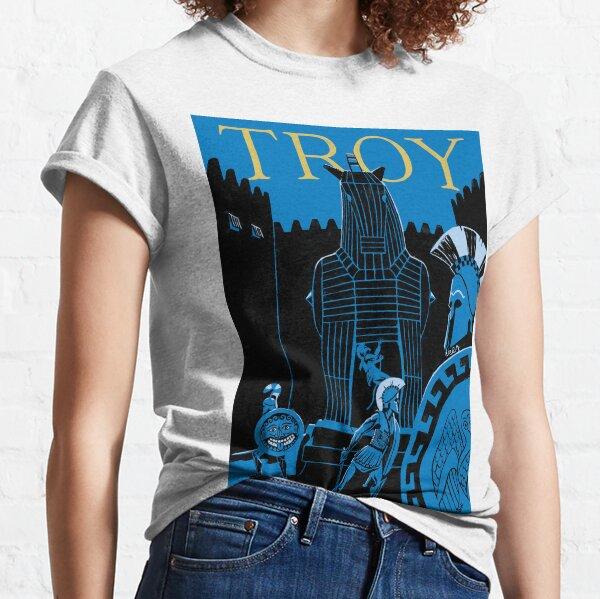 Troy - the Trojan Horse Classic T-Shirt