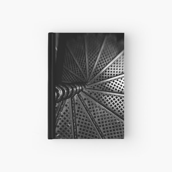 Spiral Hardcover Journal