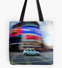 Leicester Square, London Tote Bag