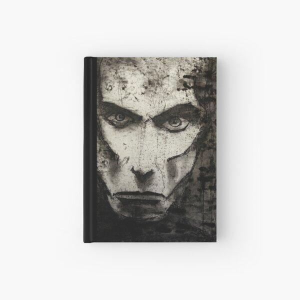 portrait of j osterburg Hardcover Journal