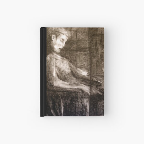 king only Hardcover Journal