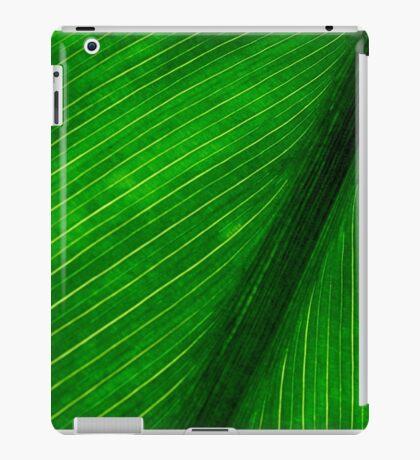 Nature's Pin Stripe iPad Case/Skin
